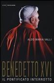 Copertina dell'audiolibro Benedetto XVI. Il pontificato interrotto