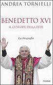 Copertina dell'audiolibro Benedetto XVI di TORNIELLI, Andrea