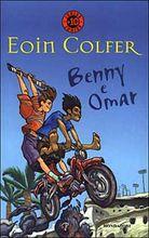 Copertina dell'audiolibro Benny e Omar di COLFER, Eoin