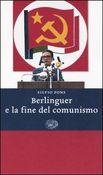 Copertina dell'audiolibro Berlinguer e la fine del comunismo di PONS, Silvio