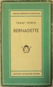 Copertina dell'audiolibro Bernadette