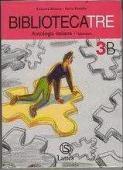 Copertina dell'audiolibro Bibliotecatre 3B di BISSACA, Rosanna - PAOLELLA, Maria