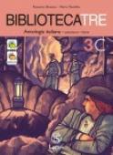 Copertina dell'audiolibro Bibliotecatre 3C