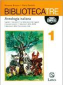 Copertina dell'audiolibro Bibliotecatre. Vol. 1 – Antologia di BISSACA, Rosanna - PAOLELLA, Maria