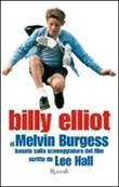 Copertina dell'audiolibro Billy Elliot di BURGESS, Melvin