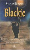 Copertina dell'audiolibro Blackie