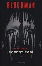 Copertina dell'audiolibro Bloodman di POBI, Robert