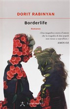 Copertina dell'audiolibro Borderlife di RABINYAN, Dorit
