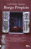 Copertina dell'audiolibro Borgo Propizio di LIMONE, Loredana