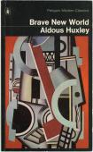 Copertina dell'audiolibro Brave new world di HUXLEY, Aldous