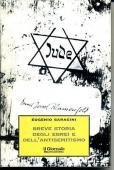 Copertina dell'audiolibro Breve storia degli ebrei e dell'antisemitismo di SARACINI, Eugenio