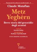 Copertina dell'audiolibro Breve storia del genocidio degli armeni di MUTAFIAN, Claude