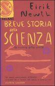 Copertina dell'audiolibro Breve storia della scienza: la ricerca della verità di NEWTH, Eirik