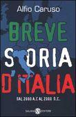 Copertina dell'audiolibro Breve storia d'Italia