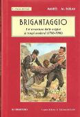 Copertina dell'audiolibro Brigantaggio: un'avventura dalle origini ai tempi moderni (1700-1900)