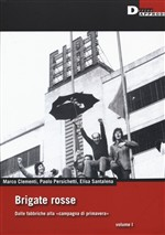 """Copertina dell'audiolibro Brigate rosse: dalle fabbriche alla """"campagna di primavera"""""""