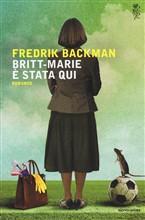 Copertina dell'audiolibro Britt-Marie è stata qui di BACKMAN, Fredrick
