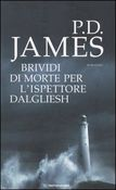 Copertina dell'audiolibro Brividi di morte per l'ispettore Dalgliesh di JAMES, Phyllis Dorothy