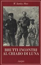 Copertina dell'audiolibro Brutti incontri al chiaro di luna di MOSS, Stanley W.