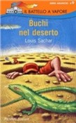 Copertina dell'audiolibro Buchi nel deserto di SACHAR, Louis