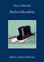 Copertina dell'audiolibro Buchi nella sabbia di MALVALDI, Marco