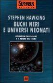 Copertina dell'audiolibro Buchi neri e universi neonati di HAWKING, Stephen