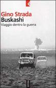 Copertina dell'audiolibro Buskashì di STRADA, Gino