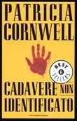 Copertina dell'audiolibro Cadavere non identificato di CORNWELL, Patricia