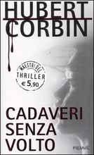 Copertina dell'audiolibro Cadaveri senza volto di CORBIN, Hubert