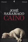Copertina dell'audiolibro Caino di SARAMAGO, José