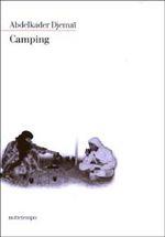 Copertina dell'audiolibro Camping di DJEMAI, Abdelkader