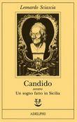 Copertina dell'audiolibro Candido ovvero un sogno fatto in Sicilia
