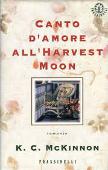 Copertina dell'audiolibro Canto d'amore all'Harvest Moon di McKINNON, K.C.