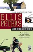 Copertina dell'audiolibro Canto di morte a Delhi di PETERS, Ellis