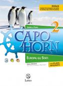 Copertina dell'audiolibro Capo Horn 2 di PORINO, Gabriella