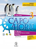Copertina dell'audiolibro Capo Horn 3 di PORINO, Gabriella