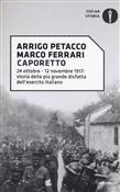 Copertina dell'audiolibro Caporetto. 24 ottobre-12novembre 1917 di PETACCO, Arrigo - FERRARI, Marco