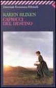 Copertina dell'audiolibro Capricci del destino