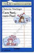 Copertina dell'audiolibro Cara Susi, Caro Paul di NOSTLINGER, Christine
