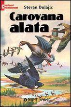 Copertina dell'audiolibro Carovana alata di BULAJIC, Stevan