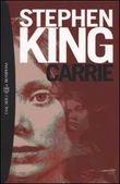 Copertina dell'audiolibro Carrie di KING, Stephen
