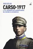 Copertina dell'audiolibro Carso 1917: il 154° reggimento della Brigata Novara nell'inferno di Castagnevizza di CATELLANI, Renzo