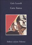 Copertina dell'audiolibro Carta Bianca