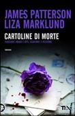 Copertina dell'audiolibro Cartoline di morte di PATTERSON, James - MARKLUND, Liza