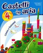 Copertina dell'audiolibro Castelli in aria  –  4  Lingua e linguaggi di PUGGIONI, M, - BRANDA, D. - BINELLI, C.