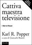 Copertina dell'audiolibro Cattiva maestra televisione