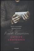 Copertina dell'audiolibro Cattive compagnie di NEWMAN, Ruth