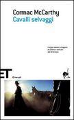 Copertina dell'audiolibro Cavalli selvaggi di McCARTHY, Cormac
