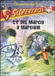 Copertina dell'audiolibro C'è del marcio a Marcium