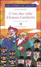 Copertina dell'audiolibro C'era due volte il barone Lamberto